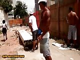 Brazilian guys pissing 2