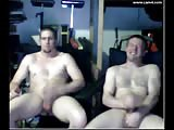 Str8 Guys Showing Off 1