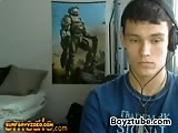 Denmark Gay Boy - Webcam Show 13